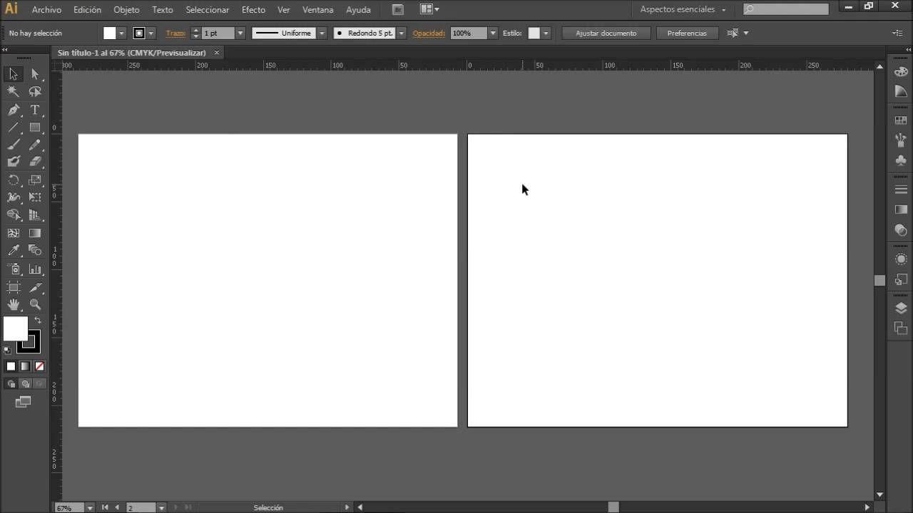 Como usar cuadriculas, reglas y guias en Adobe Illustrator ...