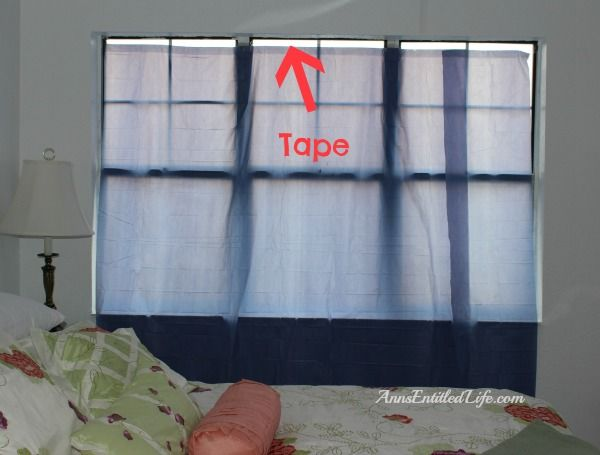 Inexpensive Temporary Window Coverings Window Coverings Windows Home Hacks