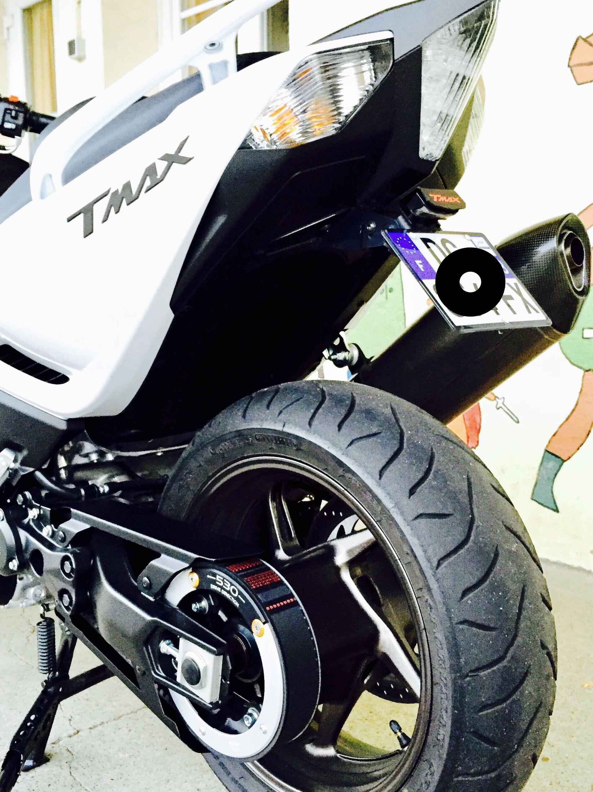 tmax 530 akrapovic cache rizoma protege courroie homemade yamaha 39 s max series pinterest. Black Bedroom Furniture Sets. Home Design Ideas