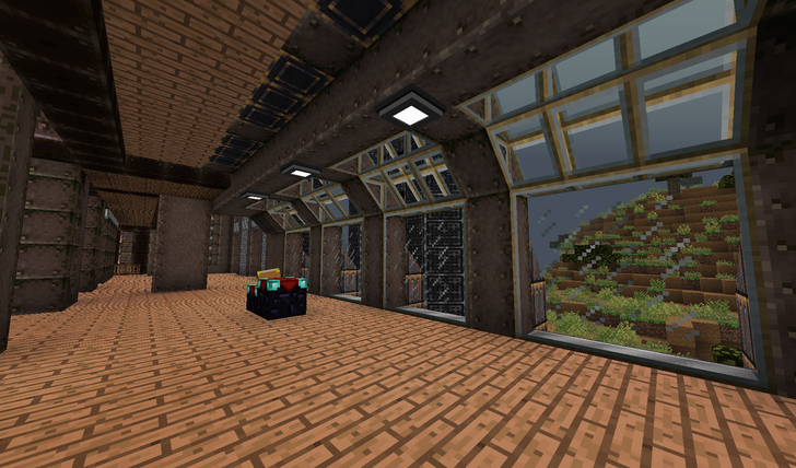 tppi industrial steampunk | Modded Minecraft Builds
