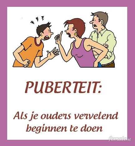 Pubergids: Wat je wilt weten over de puberteit (2018