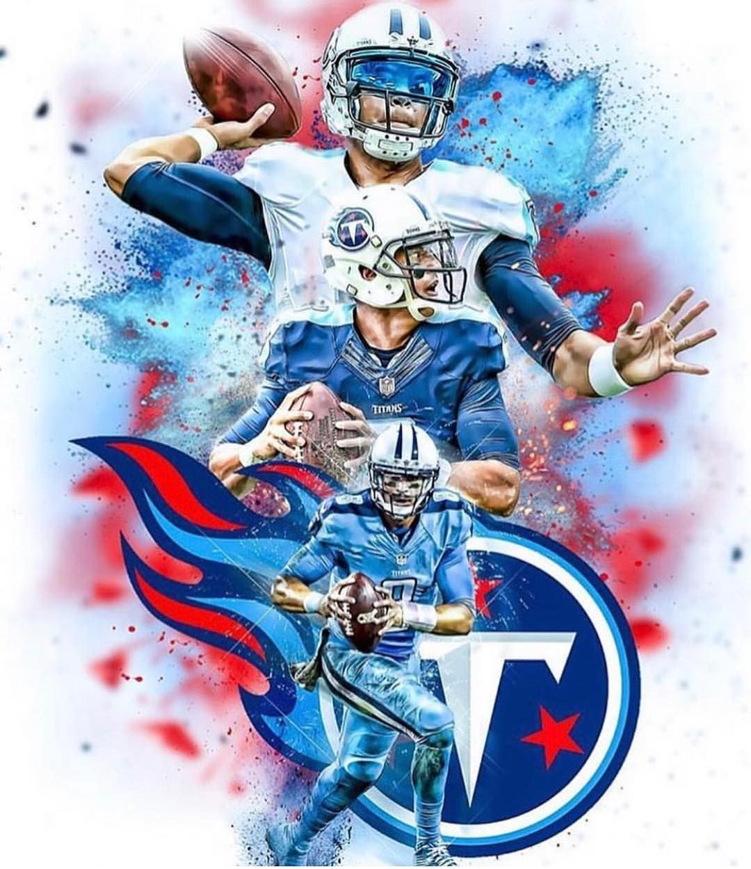 If You Have A Cool Titans Edit You Would Like Highlighted Dm Me Titanup Tennessee Titans Football Nfl Titans Titans Football