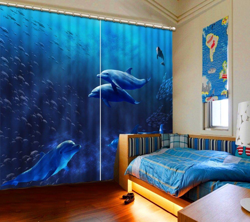 modern curtains dolphin vitrage gordijnen voor de woonkamer window ...