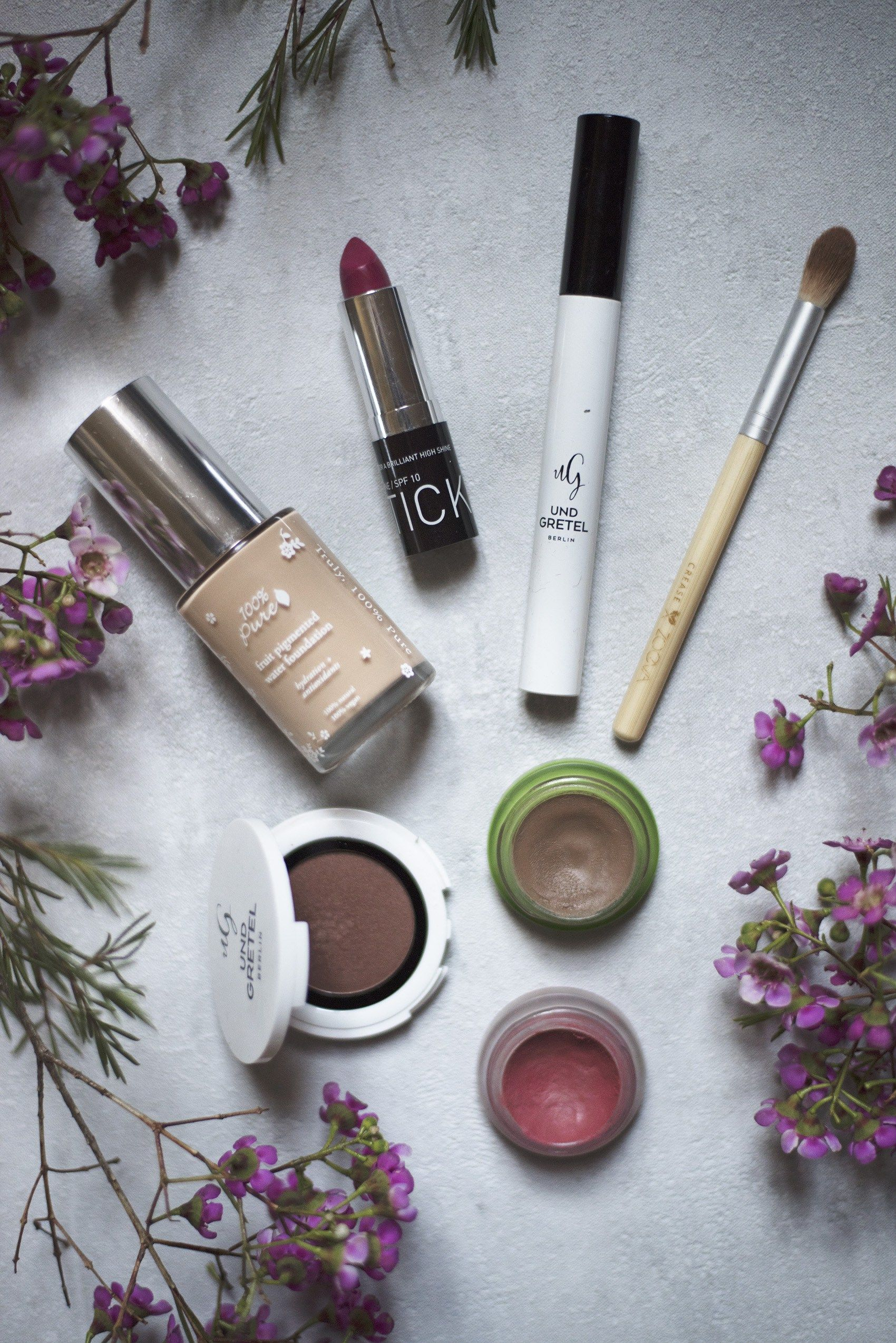 Natural Cosmetics Spring/ Summer Favorites Naturkosmetik