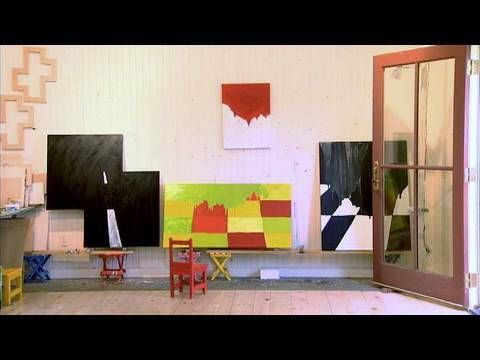 "Mary Heilmann: Home & Studio   Art21 ""Exclusive"""