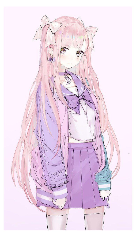 Photo of anime school uniform design