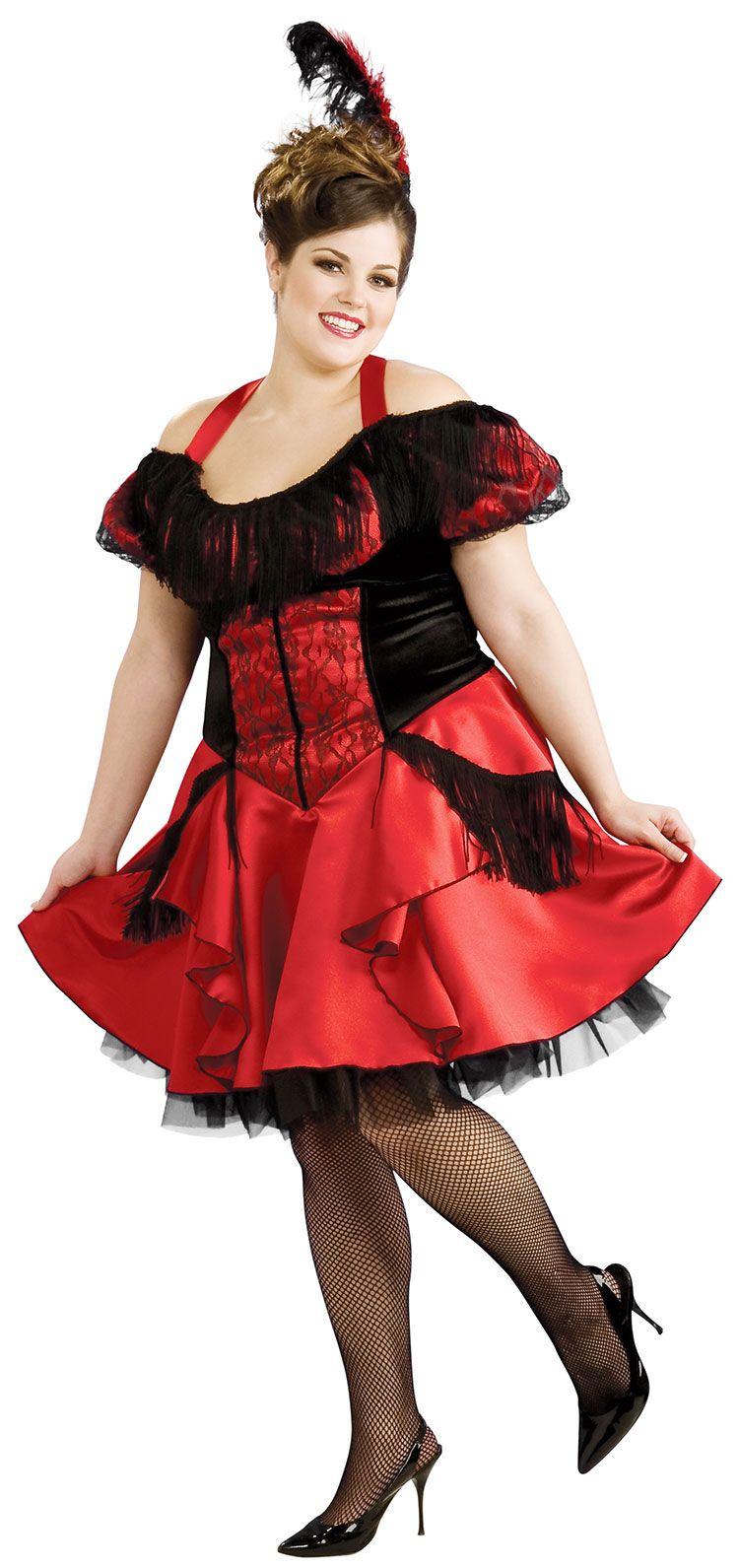 Red /& Black Garter Can Can Girl Moulin Rouge Wedding Night Fun Fancy Dress