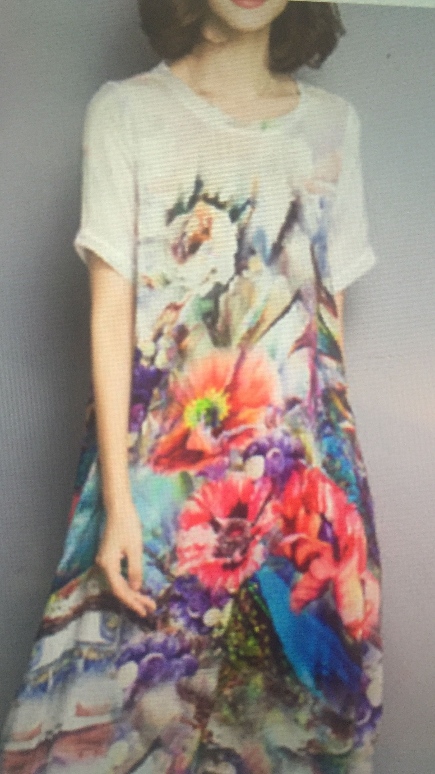 The choice of a fantastic fabric can elevate a simple dress design