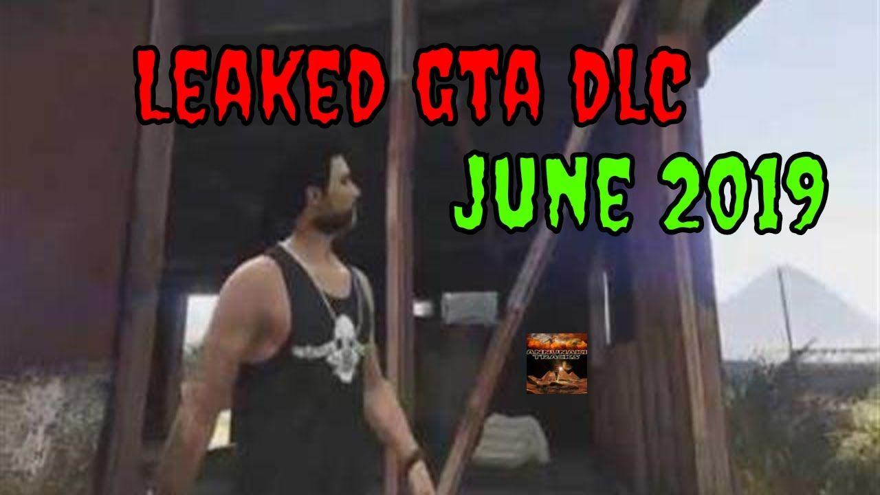 Leaked GTA V DLC Rockstar Confirmed GTA Alabama June 2019