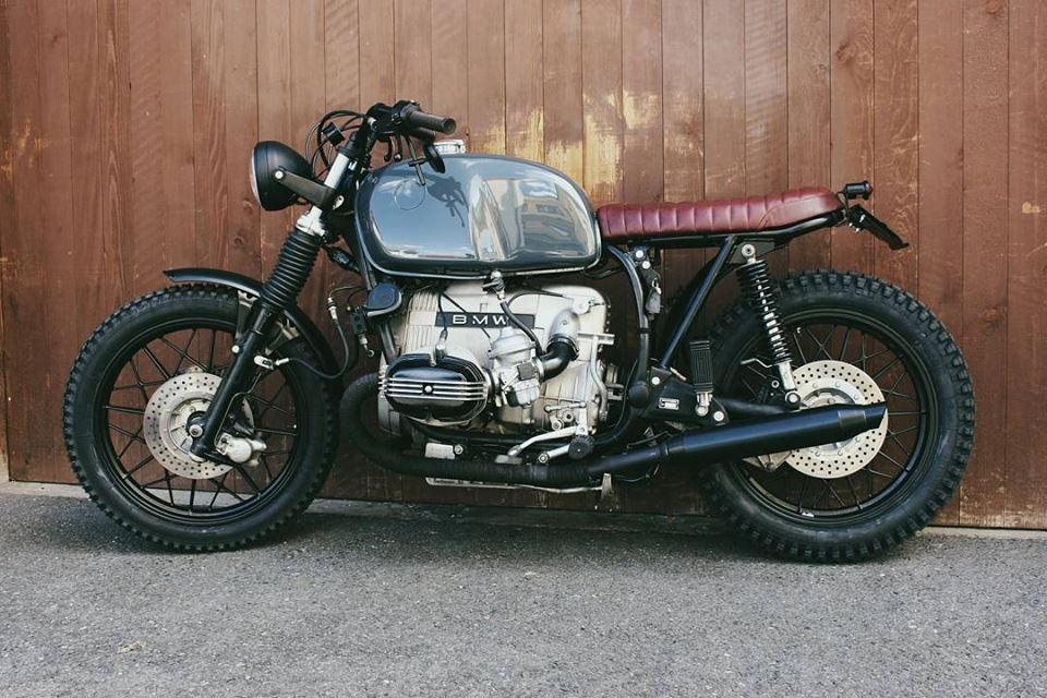 bmw r100 custom brat umbau motorcycles pinterest bmw