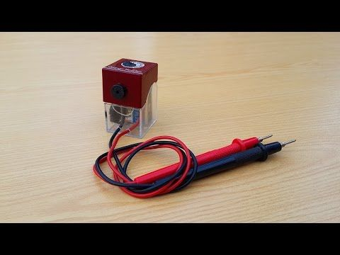How to make a continuity tester at home using 9v battery