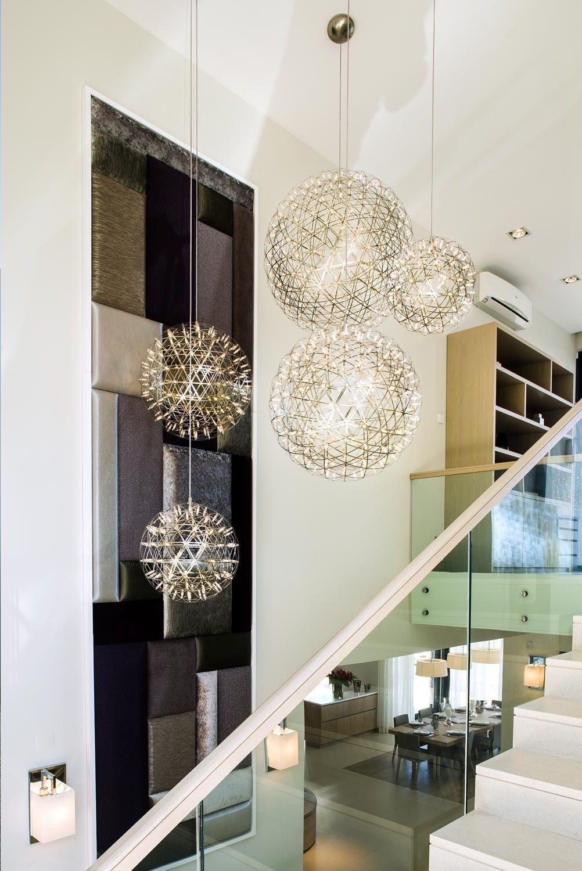 Basement Stair Lighting Pendant: 10 Stairway Lighting Ideas That Will Impress You