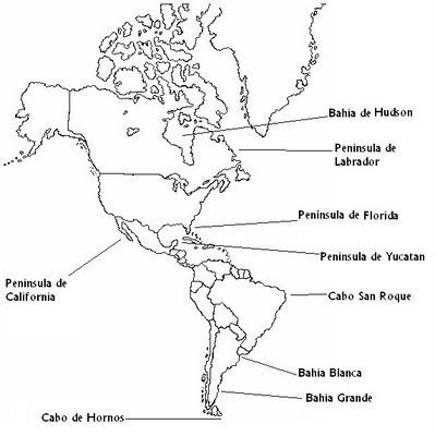 Accidentes Geográficos En América Cabos Cabo Cañaveral Falso Cabo De Hornos Cabo Gracias A Dios C Accidentes Geograficos Geograficos Cabo De Hornos