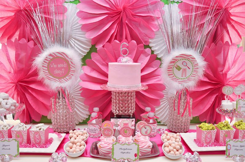 ideas for 21st birthday party at home