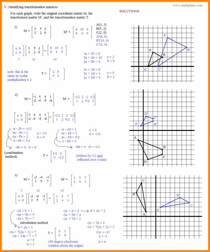 Rotations Geometry Worksheet 47 Recent Worksheet Rotations ...