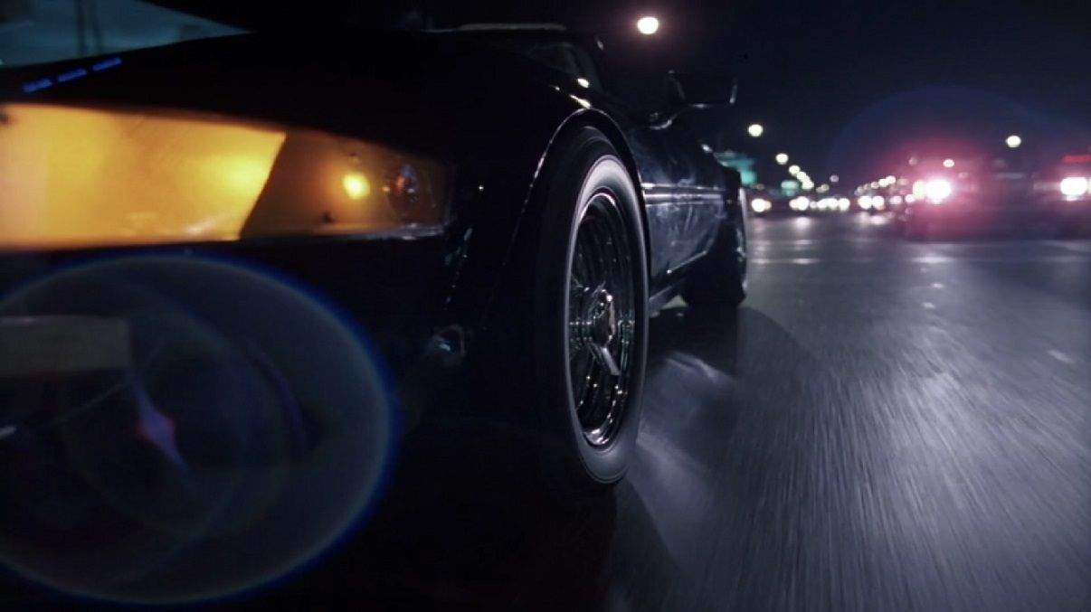 Ferrari Daytona from Miami Vice (this shot from the pilot episode)