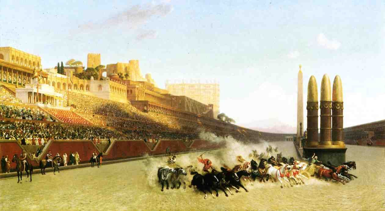 the circus maximus The circus maximus, the largest stadium in ancient rome, has reopened to the  public after undergoing major restoration that took seven years.
