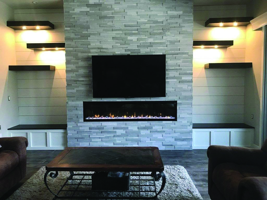Outstanding Fireplace Tv Stand 70 Inch Lowes Exclusive On Home