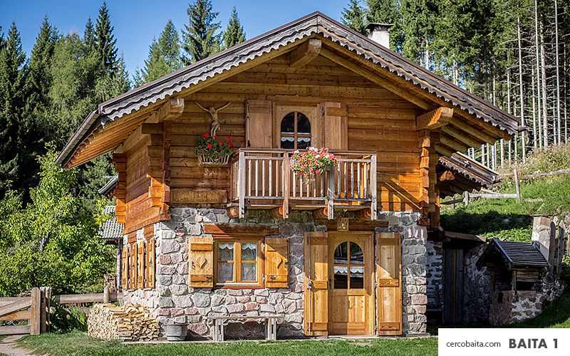 Baita Trentino In Affitto Foo Pine House Styles Cottage
