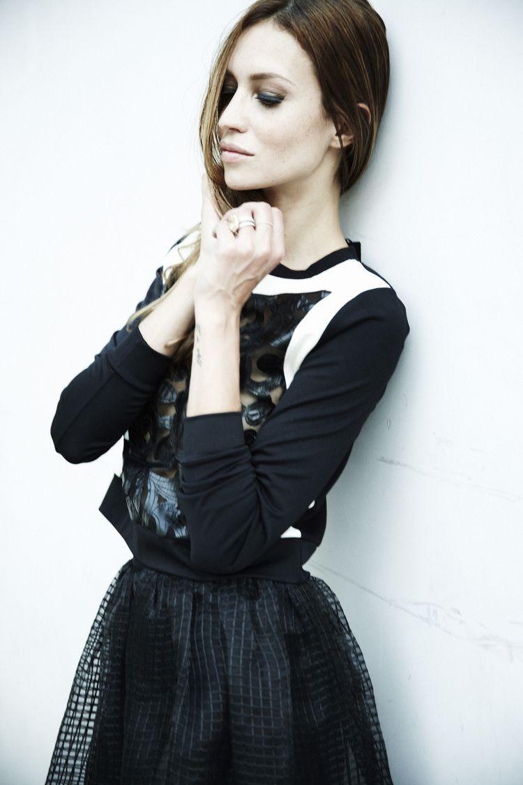 Black & White style on Misswhoo.com #Misswhoo