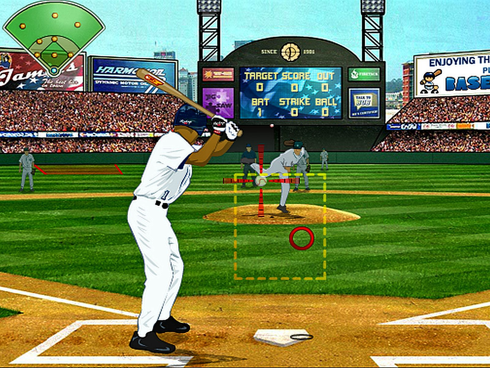State of Play Baseball Play baseball, State of play