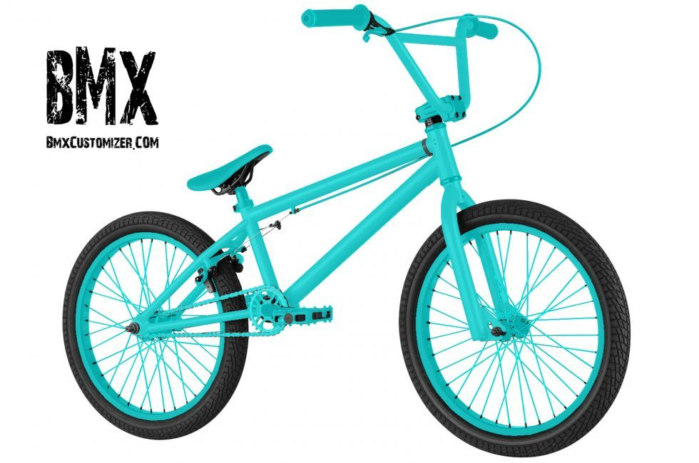 Stranger Level 2017 Bmx Bike Black Blue Bmx Bikes