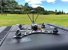 FPV Drone Racing Arm (Project 'Eclipse') #UAVehicles - http://UAVehicles.com