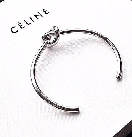 Bracelet noeud celine