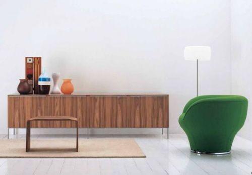 Bon Contemporary Sideboard Buffet Table