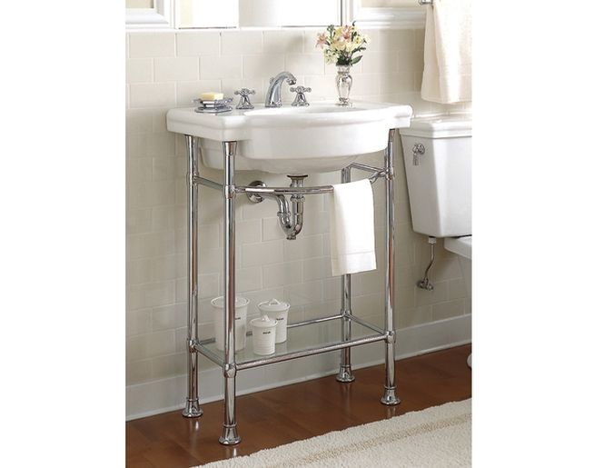 pedestal sink metal legs retrospect pedestals lavatory american standard i like the glass