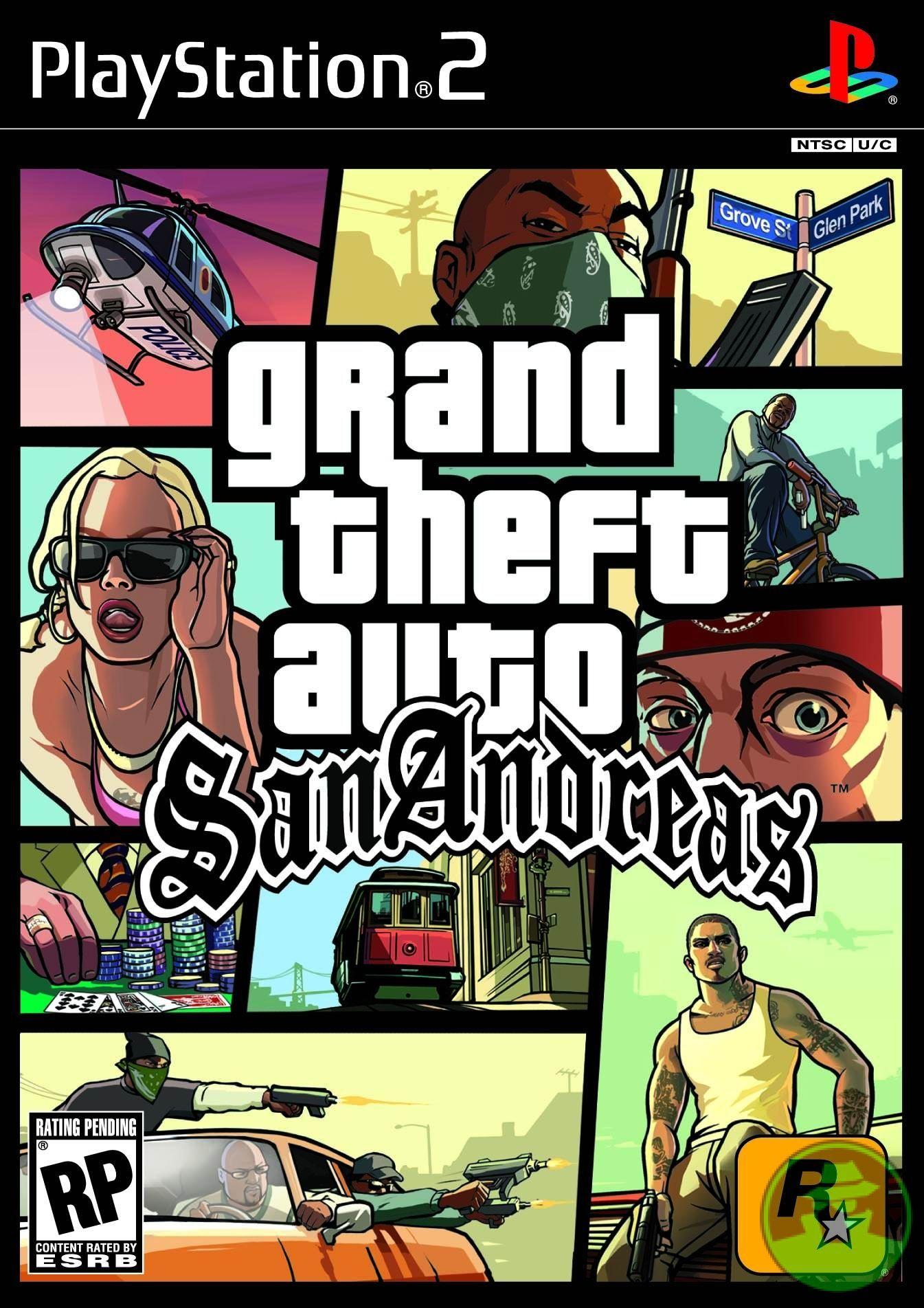 Gta San Andreas Gta San Andreas Gta San Andreas Pc