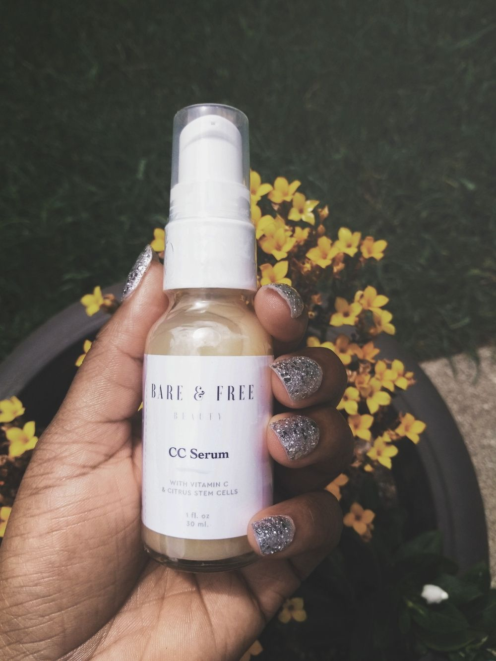 Bare free beauty vitamin c serum review in 2020 free