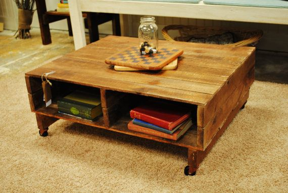 Pallet Coffee Table This Turned Out Very Cool Pallets Are Easy To Use Especially When There S Not Pallet Coffee Table Coffee Tables For Sale Coffee Table