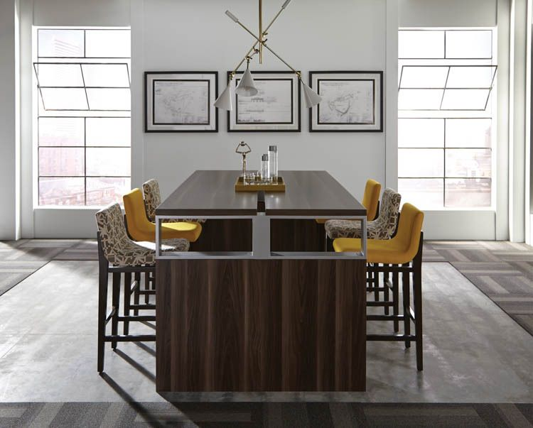 High Top Conference Table By Office Source Tables Pinterest - Office source conference table