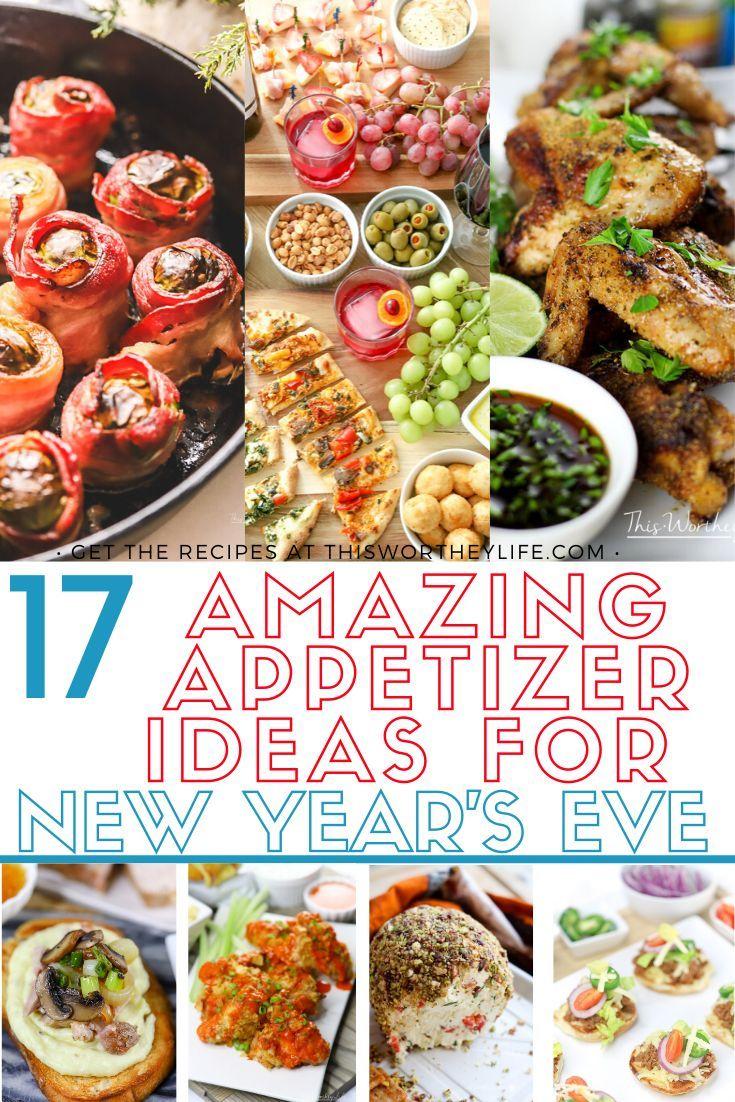 17 New Year's Eve Appetizer Ideas | Best appetizers ...