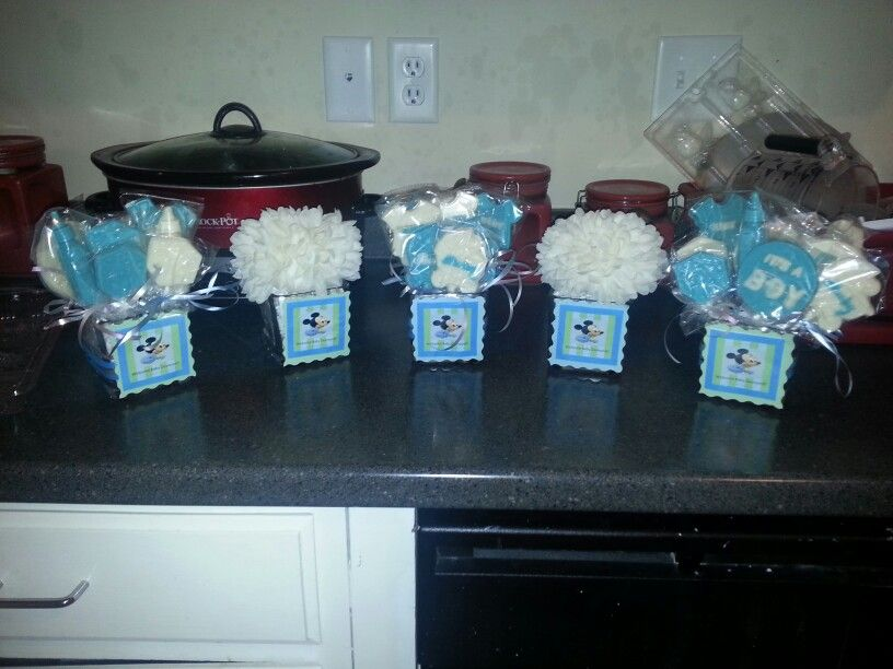 mickey mouse theme baby shower | tamara's hobby | pinterest