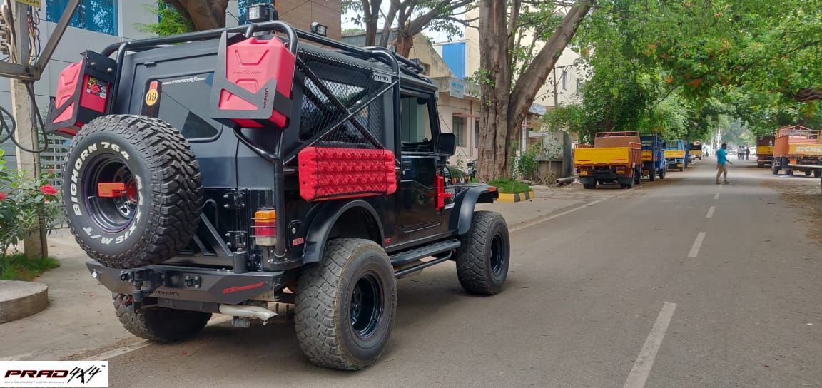 Https Www Pwsmotors Co Za Mahindra Thar New Bethal For Sale