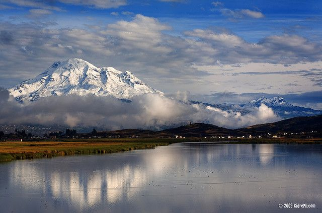 Chimborazo Paisajes Ecuador Lugares Turisticos Del Ecuador Chimborazo Ecuador