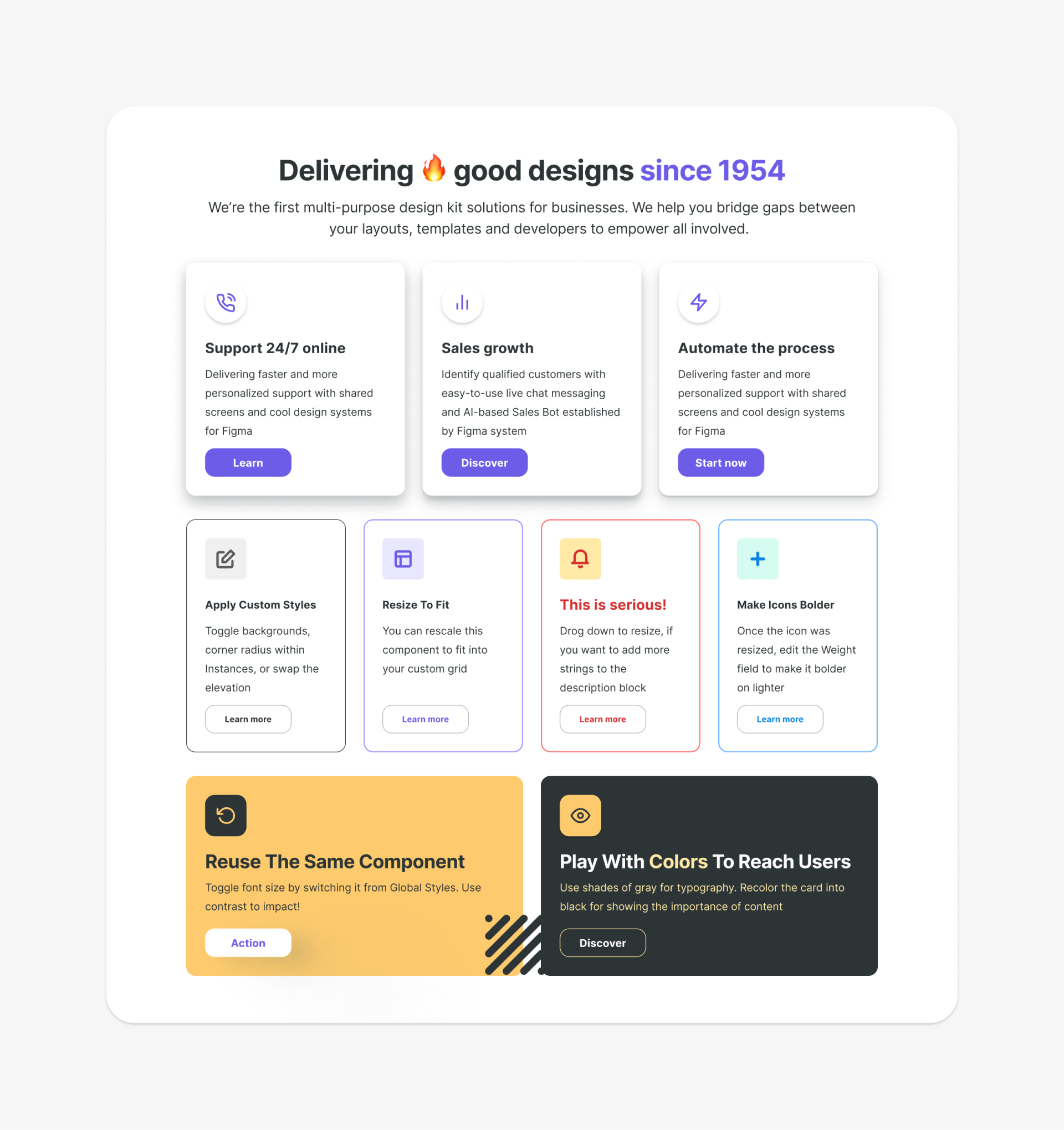 Web Design Inspiration Features Templates Web Template Design Web Design Website Template Design