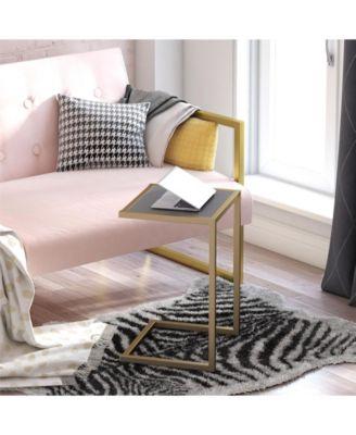 Cosmoliving By Cosmopolitan Scarlett C Table Reviews Furniture