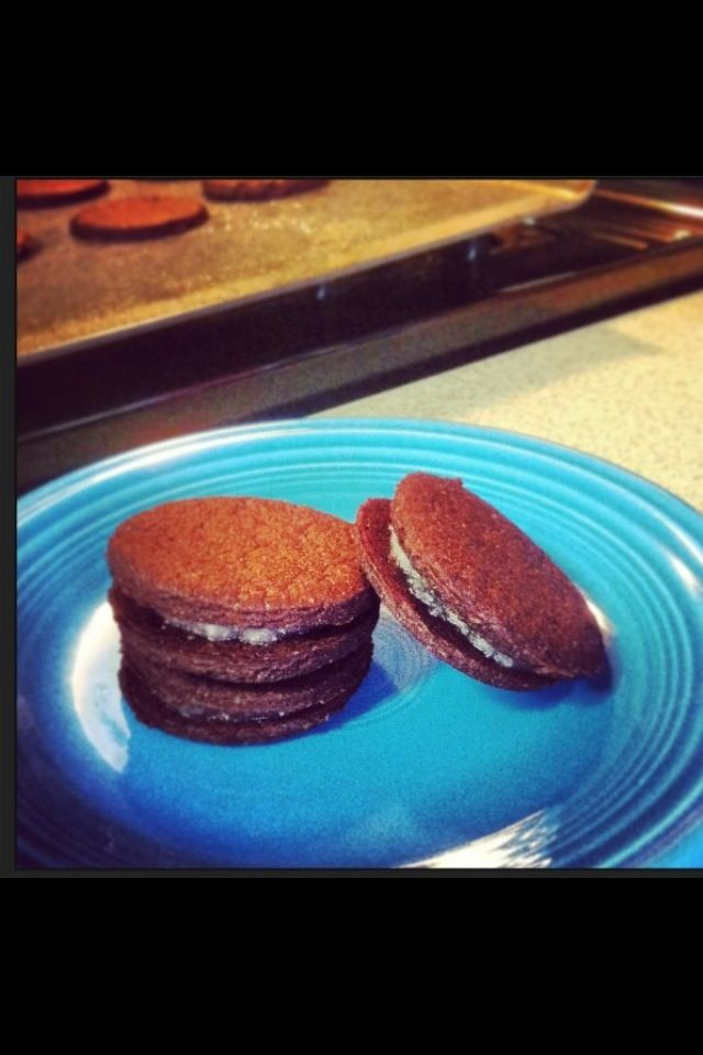 Healthy Homemade Oreos ~ When Life Gives You Glitter