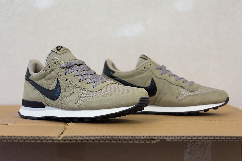 "Nike Internationalist Leather ""Bronze"" 