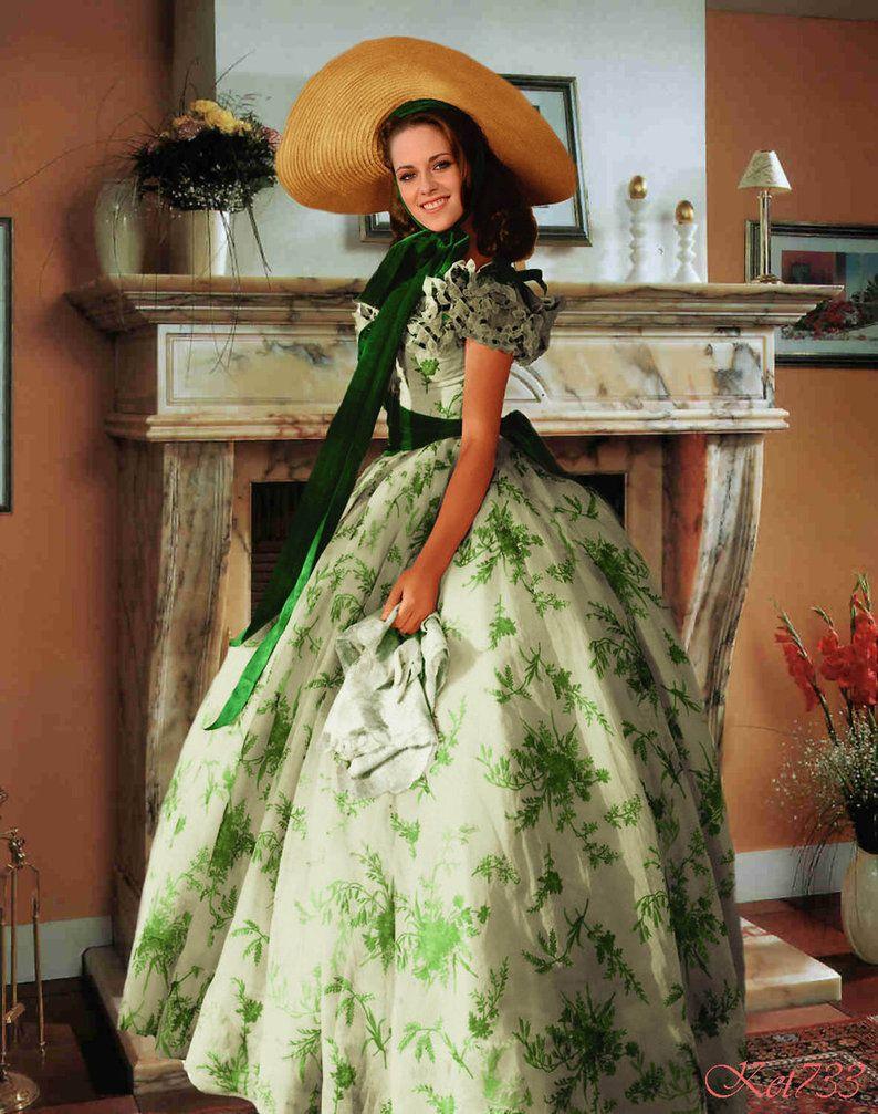 Http Ket733 Tumblr Com Kristen Stewart Victorian Dress Fashion [ 1007 x 794 Pixel ]