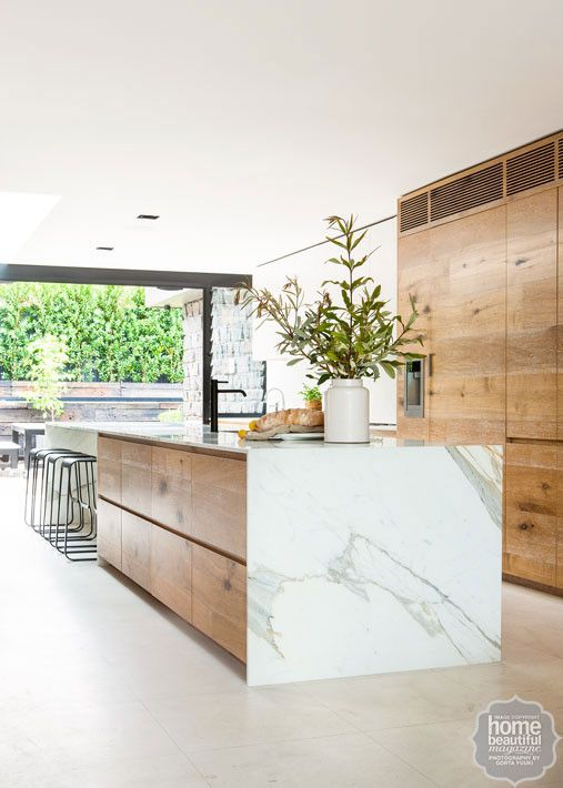 Download Wallpaper Is Marble Practical For Kitchen Countertops
