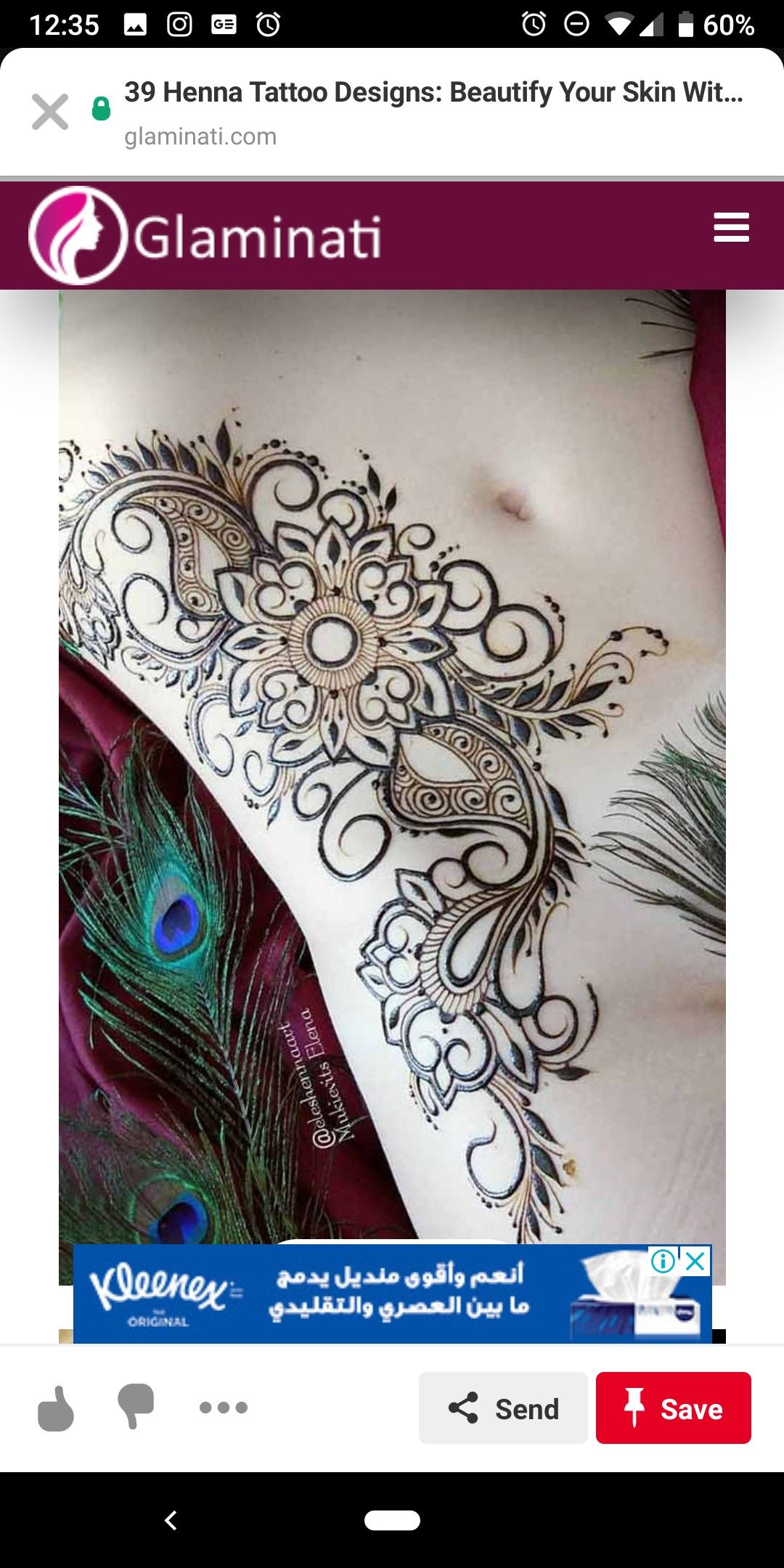 Pin by Ayu Hime on Tattoo ^^ Hand henna, Henna tattoo