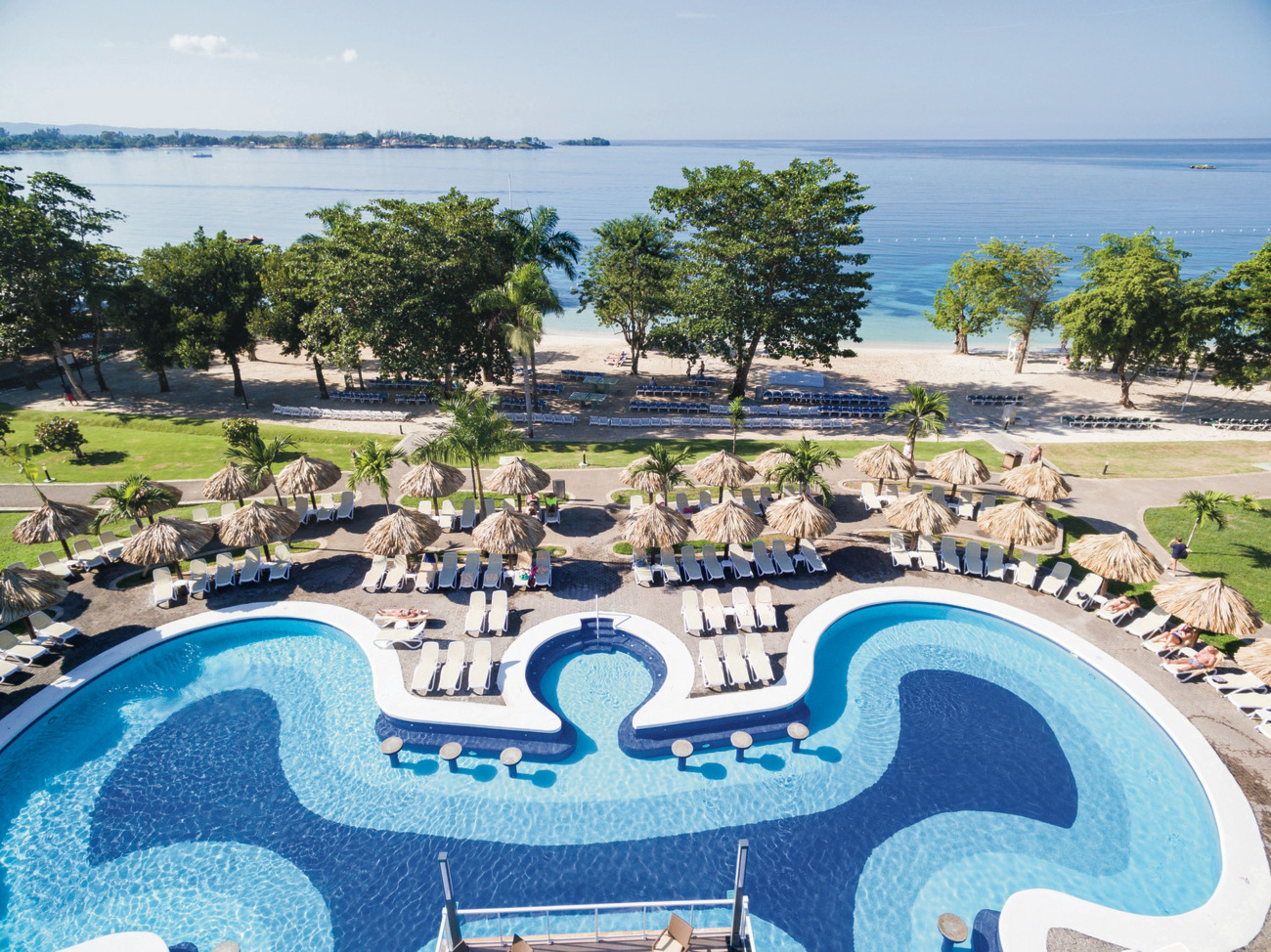 Clubhotel Riu Negril All Inclusive 24h Hotel In Negril