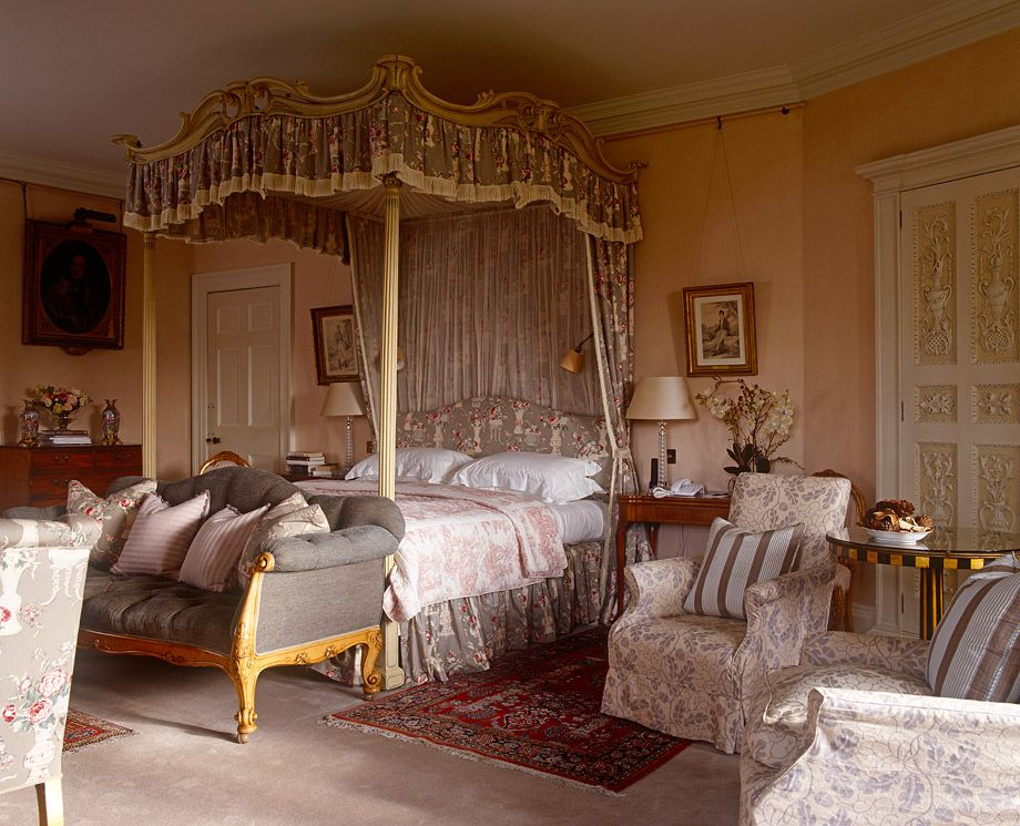 Room Of The Day Alnwick Castle The Pink Room Robert