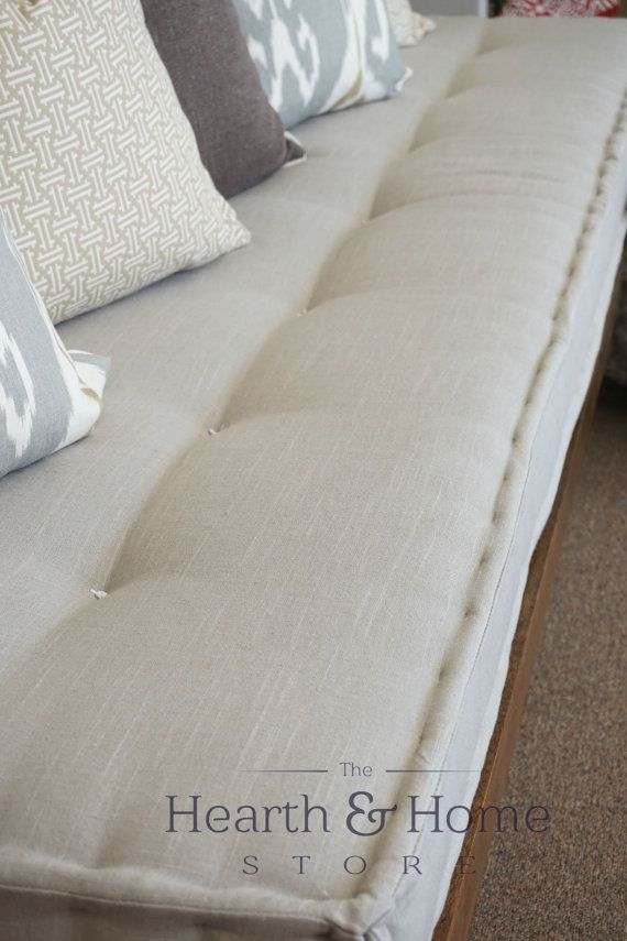 This Listing Is For A Hand Tufted Daybed Cushion For The Rohini