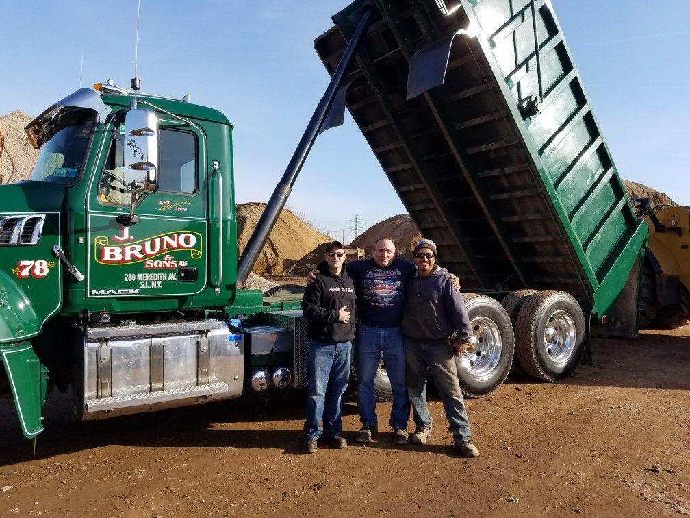 3 Amigos Dump Trucks Truck And Trailer