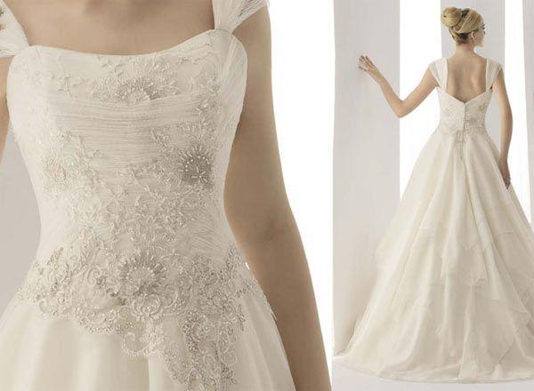 Vestidos de Novia con Corset | costura | Pinterest | Vestidos de ...